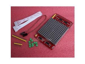 16x16 LED Lattice Screen 16*16 Dot-Matrix Infinite Cascade Compatible LCD12864