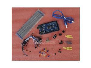 DIY Basic Kit Starter Kit Learning Kit for Funduino Compatible Arduino MAGE 2560