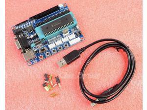 PIC16F877A PIC Minimum System Development Board JTAG Interface