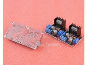 2pcs Stepper Motor Drive Controller Board Module L298N Dual H Bridge for arduino