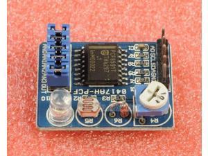 PCF8591 AD/DA AD DA Converter Module Light Temperature Sensor Waveform New