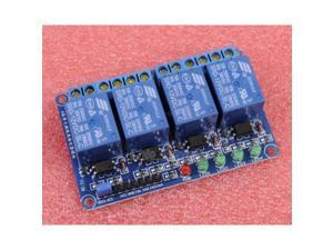 12V 4-Channel Relay Module with Optocoupler High Level Triger for Arduino