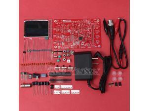 "DIY Kit DSO138 2.4"" TFT Digital Oscilloscope DIY Parts 1Msps"