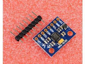 9DOF 9 Axis MPU-9150 Accelerometer Gyroscope Magnetic Field Sensor Module GY9150