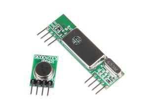 433MHz Superheterodyne RF Link set 3400 ARM MCU Transmitter & Reveiver