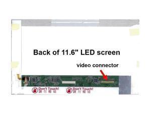 """Asus Eee PC 1101HGO replacement 11.6"""" WXGA HD LED LCD display."""