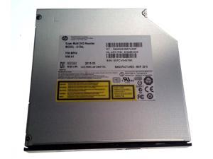 Laptop DVD Rw Drive Gt20l Gt30l Gt30n Gt80n Gt30l 8x Dvd Rw Dvd Cd D9 Ram Dl Multi Burner Rewriter Tray-loading Slim Sata Internal Drive Lightscribe for Hp Probook 4540s 4545s