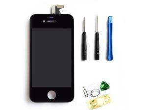 Replacement LCD Touch Screen Digitizer Assembly for iPhone 4S Black
