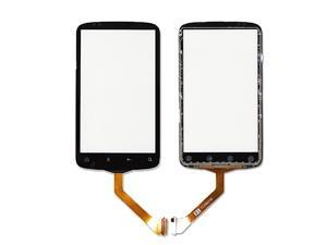 Black High Quality Touch Screen Digitizer for HTC Desire S S510E G12 Touch Panel Screen Glass Pens