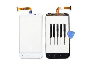 White Touch Screen For HTC G21 Sensation XL X315e Touch Screen Digitizer Front Glass Replacement
