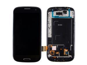 Black For Samsung Galaxy S3 i9300 LCD Display + Touch Screen with Digitizer Assembly Replacement+ Free tools