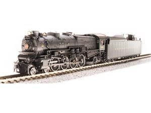 Broadway Limited N Scale PRR Class M1b 4-8-2 Sound/DCC Pennsylvania RR #6704
