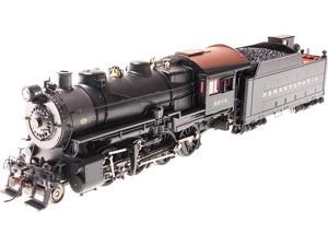 Broadway Limited HO-Scale PRR H10s 2-8-0 Steam Loco Pennsylvania #8259 DCC/Sound