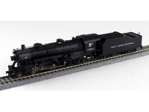 Broadway Limited HO-Scale 4-6-2 Light Pacific Steam Loco New York Central #4550