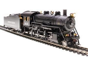 Broadway Limited HO-Scale 2-8-0 Consolidation Steam Loco Union Pacific/UP #616