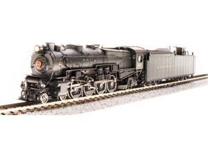 Broadway Limited N Scale PRR Class M1a 4-8-2 Sound/DCC Pennsylvania RR #6798