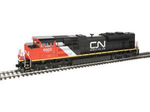 Walthers HO Scale EMD SD70ACe (Standard DC) Canadian National/CN #8008