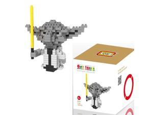 LOZ Diamond Mini Nano Building Blocks - Yoda from Star Wars