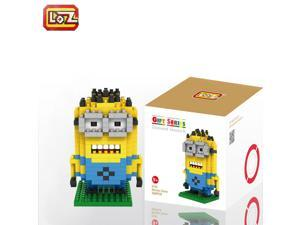 LOZ Nano Mini Building Blocks - Minion Dave from Despicable Me