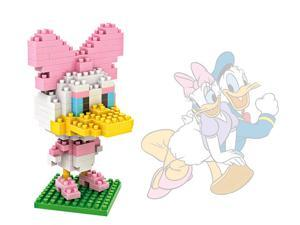 LOZ 9416 200Pcs Daisy Duck Diamond Micro Building Blocks
