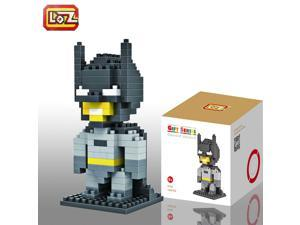 140PCS Super Hero LOZ Micro Weagle Blocks - Batman