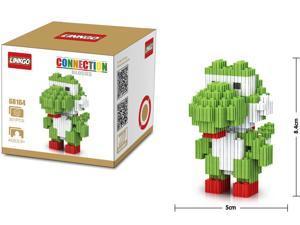 LinkGo 68164 Super Mario 301 Pcs Building Bricks Blocks 3D DIY Figures Toys