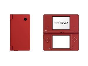 Nintendo DSi Console Red NDSi Handheld System with 90 Games Free