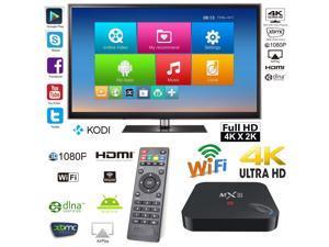 MX3 OTT IPTV Internet TV Box 4K Ultra HD Android 4.4 Quad Core 2.0GHz RAM:1GB/ROM:8GB Network Media Player
