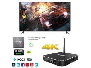 T95 OTT IPTV Internet TV Box 4K Ultra HD Android 5.1 Quad Core 2.0GHz RAM:1GB/ROM:8GB Network Media Player