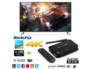 Z4 OTT IPTV Internet TV Box 4K Ultra HD Android 5.1 Octa Core 1.5GHz RAM:2GB/ROM:16GB Network Media Player