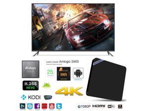 Mini M8S OTT IPTV Internet TV Box 4K Ultra HD Android 5.1 Quad Core 2.0GHz RAM:2GB/ROM:8GB Network Media Player