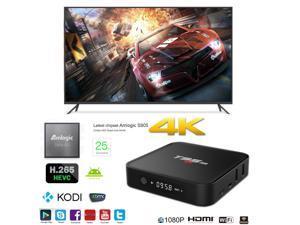 T95M OTT IPTV Internet TV Box 4K Ultra HD Android 5.1 Quad Core 2.0GHz RAM:2GB/ROM:8GB Network Media Player