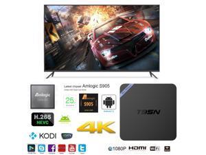 T95N-Mini-M8S-Pro OTT IPTV Internet TV Box 4K Ultra HD Android 5.1 Quad Core 2.0GHz RAM:2GB/ROM:8GB Network Media Player