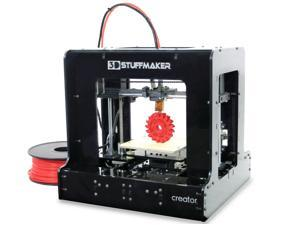 **SPECIAL PROMO** - Mini 3D Printer - CREATOR Gen 2 - Fully Assembled and Calibrated Desktop 3D Printer - High Resolution Printing - Rapid prototyping with Auto Print Leveling - made by 3D STUFFMAKER