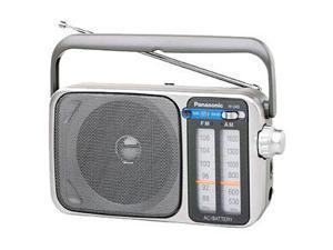 Panasonic Portable Radio with Big Radio Dial Panel RF-2400