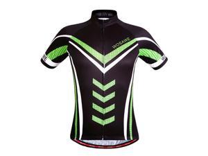 Men Women Cycling Short Sleeve Jersey Perspiration Breathable Bicycle Clothing Comfortable Shirts Tops