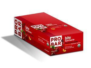 Probar Bite Organic Snack Bar box of 12, Chocolate Cherry Cashew, 1.62 Ounce