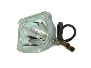 Bare Lamp For Panasonic PT-52LCX65K / PT52LCX65K Projection TV Bulb DLP