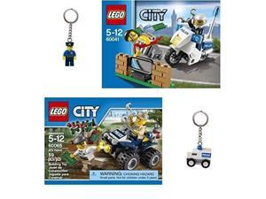 LEGO City Police Collection (Set of 4)