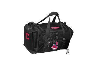 Cleveland Indians MLB Roadblock Duffle Bag
