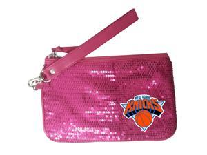 New York Knicks NBA Stat Pink Girls Wrislet