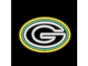 Green Bay Packers NFL 23 Inch Team Neon Sign