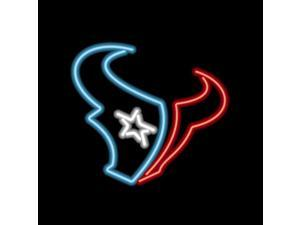 Houston Texans NFL 23 Inch Team Neon Sign