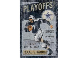Dallas Cowboys NFL Vintage Wall Art