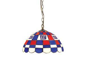 New York Giants NFL 16 Inch Tiffanty Pub Light