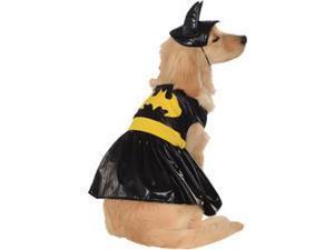Dc Comics Batgirl Dog Costume - Large