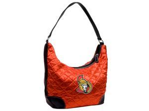 Ottawa Senators NHL Quilted Hobo