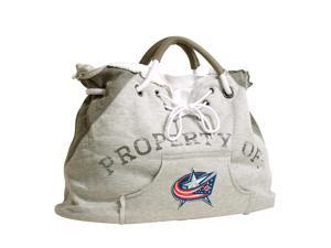 Columbus Blue Jackets NHL Property Of Hoodie Tote