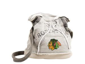 Chicago Blackhawks NHL Property Of Hoodie Duffel