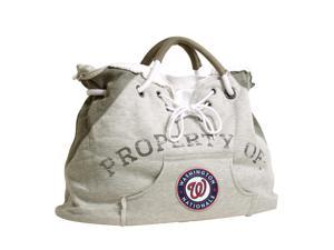 Washington Nationals MLB Property Of Hoodie Tote